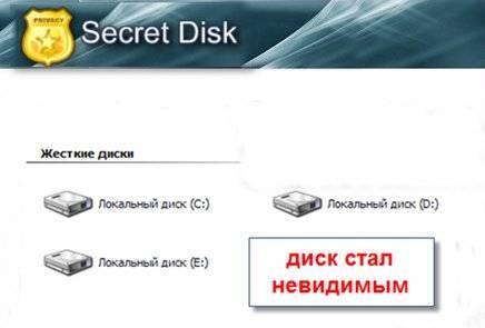 Secret Disk